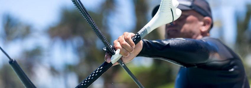 Bars Weiterer Wassersport Cabrinha Overdrive Quickloop Recoil Kite Bar 2019