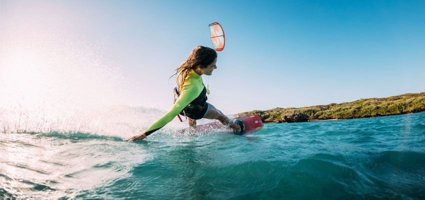 F-One Trax ESL Girl 2019 Kiteboard