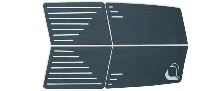 Ben Wilson Striped middle front deckpad