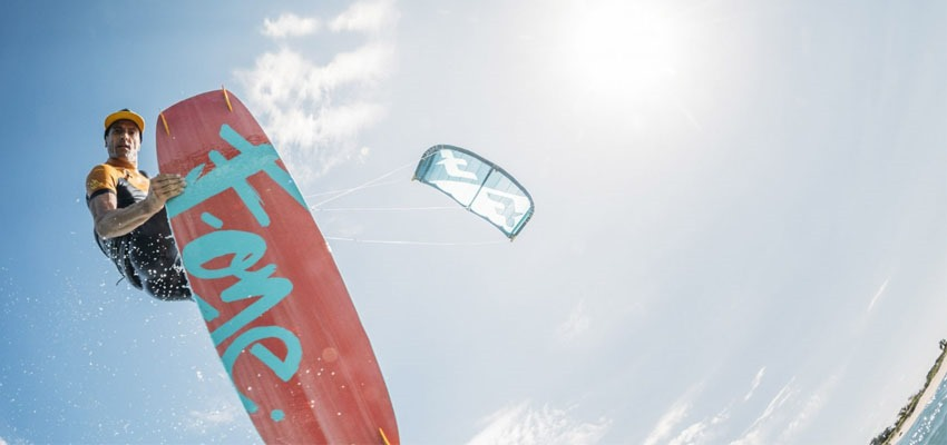 F-One One 2020 Kiteboard