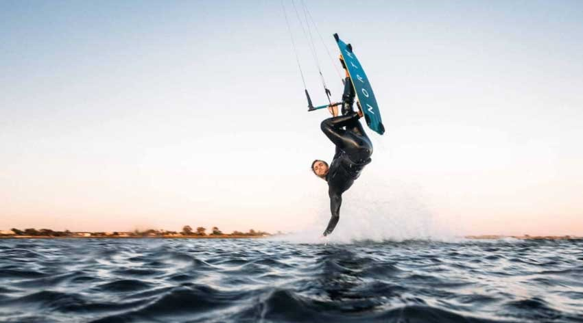 North Atmos Hybrid 2021 Kiteboard