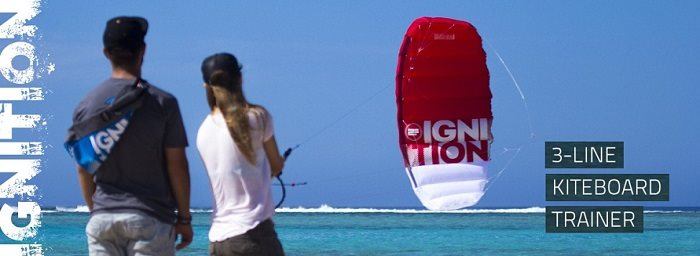 Ozone Ignition powerkite