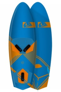 Sector V6 kiteboard