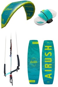 Lithium Progression SPS V3 + Switch Progression 2020 Kitesurf Set