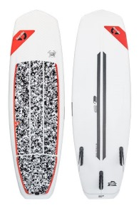 No Brainer Kiteboard