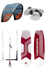 Switchblade + Spectrum 2020 Kitesurf Set