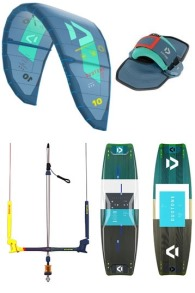 Evo + Select 2020 Kitesurf Set