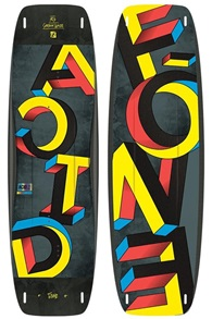 Acid HRD Carbon 2017 kiteboard