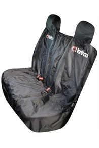 Triple Waterproof Rear Car Seat Cover