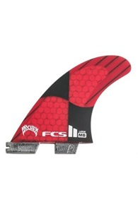 FCSII MB PC Carbon Tri-Quad Fins