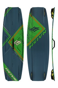 Stomp 2018 Kiteboard