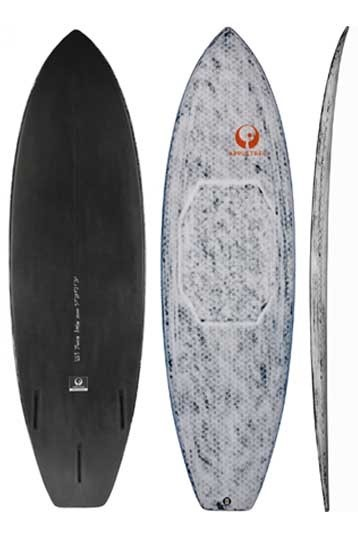 Applino Full Carbon Surfboard