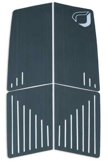 Ben Wilson - Middle & front deckpad Striped