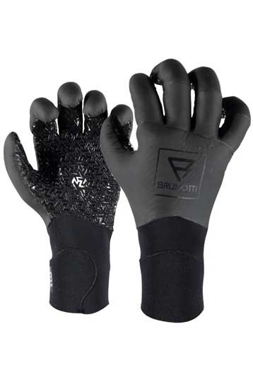 Brunotti - Pre-Curved Glove 3mm