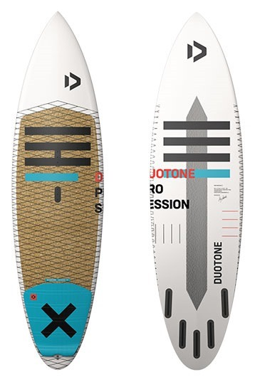 Duotone Kiteboarding - Pro Session 2020 Surfboard