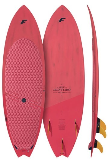 F-One - Mitu Pro Carbon Series 2020 Surfboard