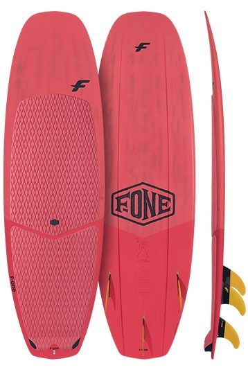 F-One - Slice Carbon Comp' Series 2020 Surfboard