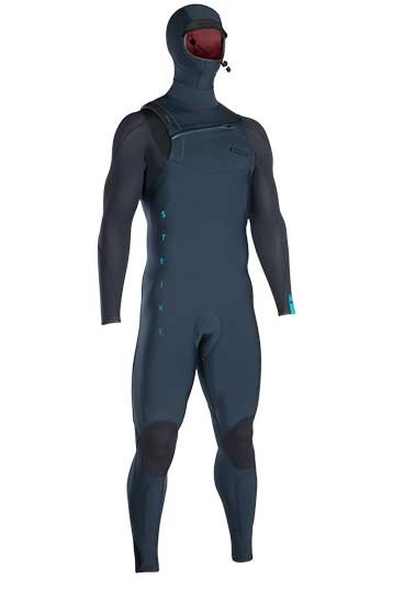 ION - Strike Amp 6/5 Frontzip Hooded 2020 Wetsuit