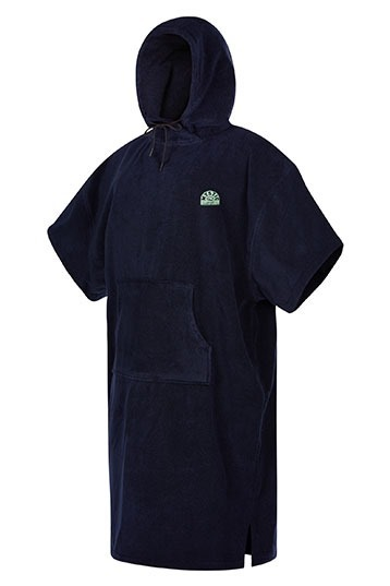 Details about  /Mystic Poncho Velour Black Changing Robe 2021
