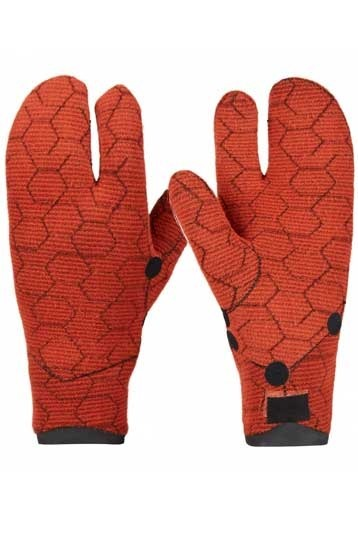 Mystic - Supreme Glove 5mm Lobster Surfhandschoen