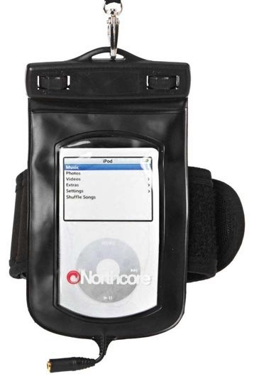 Northcore - Waterproof Smartphone / MP3 Case