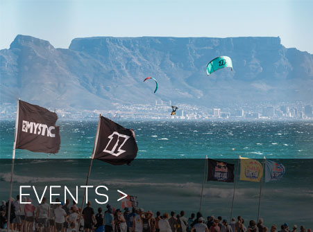 Kiteboard events