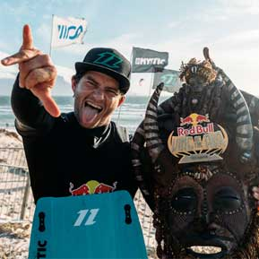 Jesse Richman Wins King of the Air 2020