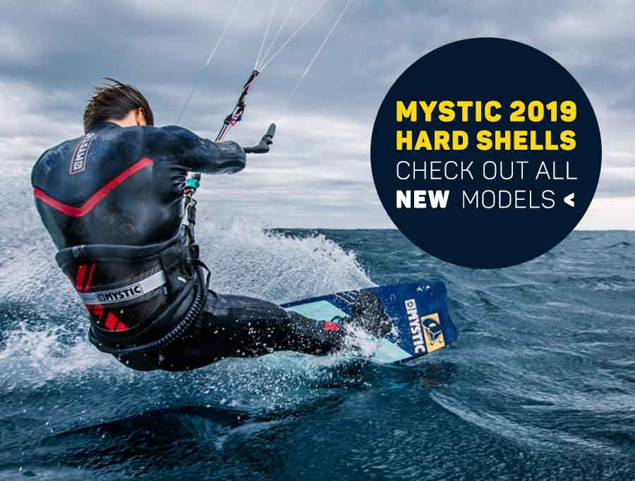 Mystic 2019 Hardshell Collection