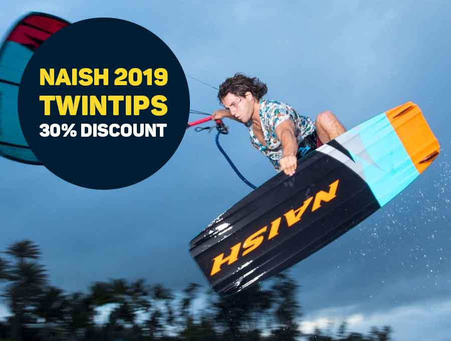 Naish Twintip Sale